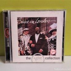 CDs de Música: COUNT BASIE BASIE IN LONDON CD ALBUM VERVE COLLECTION . Lote 149890302