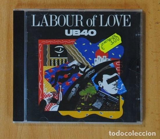 UB40 - LABOUR OF LOVE - CD