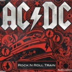 CDs de Música: AC/DC - ROCK N ROLL TRAIN - CD SINGLE PROMO - EU 2008 - COLUMBIA - 88697383722. Lote 149968026