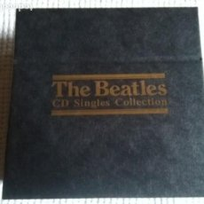 CDs de Música: THE BEATLES - '' CD SINGLES COLLECTION '' 22 CD BOX SET LIMITED EDITION EU. Lote 149992822