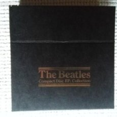 CDs de Música: THE BEATLES - '' COMPACT DISC EP. COLLECTION '' 15 CD BOX LIMITED EDITION 1992. Lote 149993150