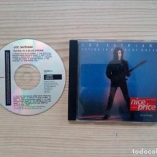 CDs de Música: JOE SATRIANI - FLYING IN A BLUE DREAM CD. Lote 150015358
