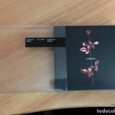 CDs de Música: DEPECHE MODE (VILATOR) COLLECTORS EDITION CD + DVD (CDIM4). Lote 150026642