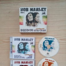 CDs de Música: BOB MARLEY - GREATEST HITS 2 CD. Lote 150027006