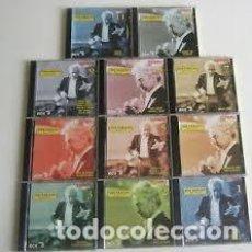 CDs de Música: VON KARAJAN – INÉDITO – COLECCIÓN COMPLETA 11 CDS A ESTRENAR – PLASTIFICADOS. Lote 150027050