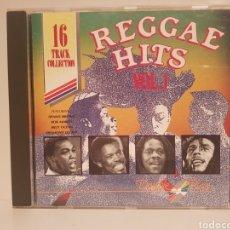 CDs de Música: REGGAE HITS.VOL.1(16 TRACK)(CD). Lote 150035474