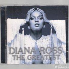 CDs de Música: DIANA ROSS - THE GREATEST (2CD 2011, EMI TV / MOTOWN / UNIVERSAL 5337336). Lote 150075650