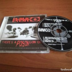 CDs de Música: PUBLIC ENEMY- THERE´S A POISON GOING ON. Lote 150080182