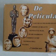 CDs de Musique: CD DE PELICULA TRIPLE CD MÚSICA CINE. Lote 150101436