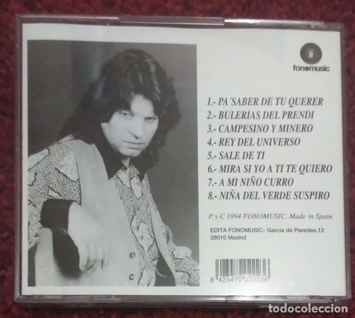 CDs de Música: JOSE MERCE CON ENRIQUE MELCHOR (DESNUDANDO EL ALMA) CD 1994 - Foto 2 - 150114450