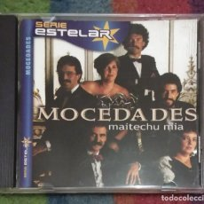 CDs de Música: MOCEDADES (MAITECHU MIA) CD 2000 SERIE ESTELAR. Lote 150120518