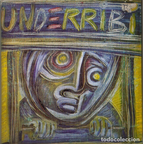 VARIOUS - UNDERRIBI - THE ILLUSIONS, ORGASMIC TOOTHPICKS, BETI MUGAN, DUT - CD-EP (Música - CD's Rock)