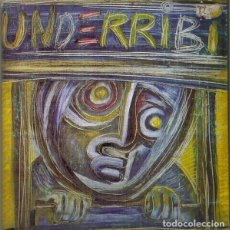 CDs de Música: VARIOUS - UNDERRIBI - THE ILLUSIONS, ORGASMIC TOOTHPICKS, BETI MUGAN, DUT - CD-EP. Lote 150123322