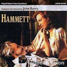 CDs de Musique: EL HOMBRE DE CHINATOWN - HAMMETT MÚSICA JOHN BARRY. Lote 227144680