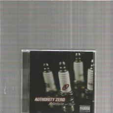 CDs de Música: AUTHORITY ZERO PASSAGE. Lote 150160106