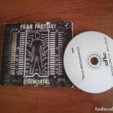 CDs de Música: FEAR FACTORY- DIGIMORTAL. Lote 150203910