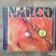 CDs de Música: NARCO - SATAN VIVE - CD 1997. Lote 150212074
