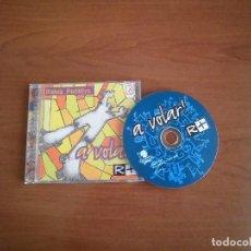 CDs de Música: RABIA POSITIVA- A VOLAR. Lote 150212154