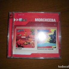 CDs de Música: MOORCHEBA- BIG CALM FRAGMENTS OF FREEDOM. Lote 150216138
