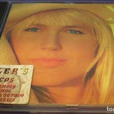 CDs de Música: XUXA - XUXA 2 - CD EDICIÓN ESPAÑOLA DE 1991 (CON CANCIONES EN ESPAÑOL). Lote 150258990