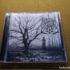 CDs de Música: PORFIRIA 666 DEAD METAL CD ALBUM VALLADOLID. Lote 179001405