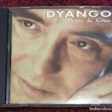 CDs de Música: DYANGO (MORIR DE AMOR) CD 1993 - 11 TEMAS. Lote 150292686