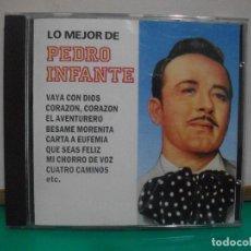 CDs de Música: LO MEJOR DE PEDRO INFANTE. CD ALBUM / DIVUCSA - 1990. 16 TEMAS NUEVO¡. Lote 150328254