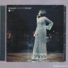 CDs de Música: DIONNE WARWICK - DIVINE (CD 2003, NFM016). Lote 150363394