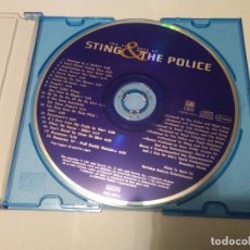 CDs de Música: THE VERY BEST OF STING & THE POLICE .. Lote 150492774
