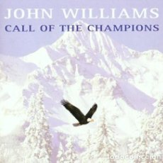 CDs de Música: CALL OF THE CHAMPIONS - JOHN WILLIAMS CD. Lote 150500982