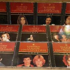 CDs de Música: NUESTROS CLÁSICOS CONTEMPORÁNEOS / AÑOS 1970 AL 1979 / ED - PLANETA / CDS DE LUJO.. Lote 150518650
