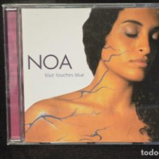 CDs de Música: NOA - BLUE TOUCHES BLUE - CD. Lote 150547502