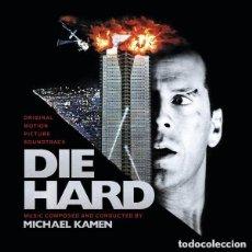 CDs de Música: DIE HARD / MICHAEL KAMEN 2CD BSO - LA.LA LAND. Lote 150596522