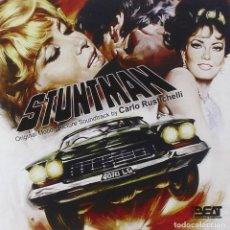 CDs de Música: STUNTMAN / CARLO RUSTICHELLI CD BSO. Lote 150597714