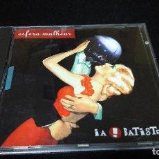 CDs de Música: IA BATISTE - ESFERA MALHEUR DIFICIL BUEN ESTADO. Lote 150645842