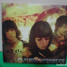 CDs de Música: EL SUEÑO DE MORFEO,NOS VEMOS EN EL CAMINO DEL 2007 DIGIPACK CD + DVD. Lote 150694534