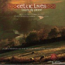 CDs de Música: CELTIC LIVES: TALES OF PRIDE - VARIOS (CD, TANDEM RECORDS 1998). Lote 150731726