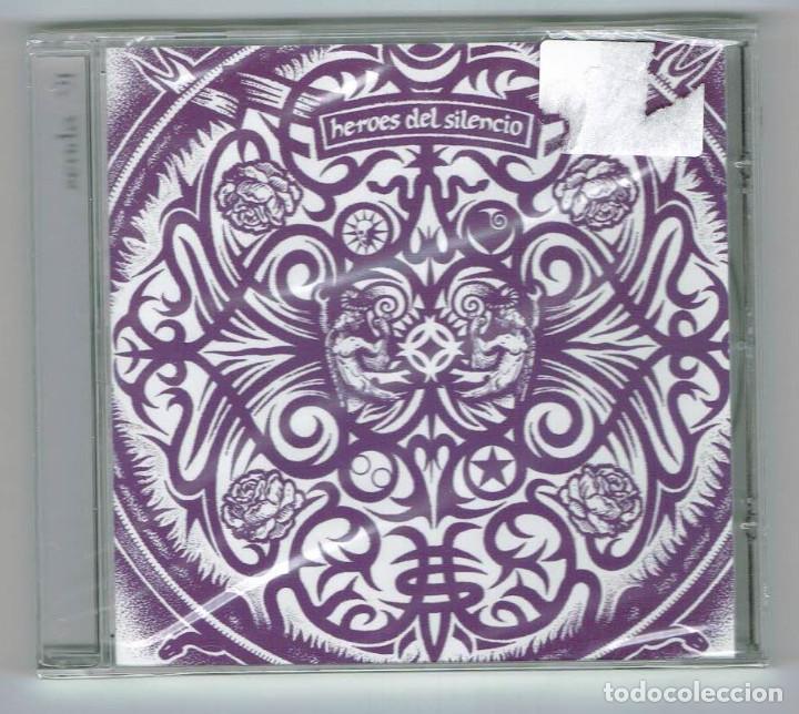 HÉROES DEL SILENCIO - SENDA'91 (CD) PARLOPHONE 2011 (Música - CD's Rock)