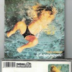 CDs de Música: CHAMPAGNE (POWER POP, INDIE ROCK) ?– READY, STEADY, GO! (CD, ROCK INDIANA 2004). Lote 150739886
