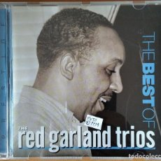 CDs de Música: RED GARLAND - THE BEST OF THE RED GARLAND TRIOS (CD). Lote 148297402