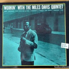 CDs de Música: MILES DAVIS - WORKIN' WITH THE MILES DAVIS QUINTET (CD DIGIPACK). Lote 148280758