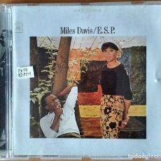 CDs de Música: MILES DAVIS - E.S.P. (CD). Lote 148282138