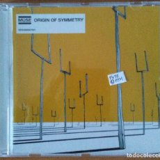 CDs de Música: MUSE - ORIGIN OF SYMMETRY CD. Lote 148283954