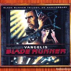 CDs de Música: VANGELIS - BLADE RUNNER TRILOGY EDICIÓN ESPECIAL DIGIPACK 3CD PRECINTADO. Lote 150811598