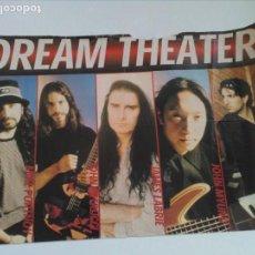 CDs de Música: DREAM THEATER POSTER. Lote 150819450