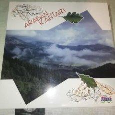 CDs de Música: ARABAN KANTARI - CORO ARABA - EDITA CAJA VITAL KUTXA - MUSICA POPULAR VASCA. Lote 150835154
