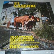 CDs de Música: EL CASERIO.P. LORENGAR. M. AUSENSI. ATAULFO ARGENTA. DOBLE LP EN CAJA. Lote 150838610