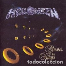 CDs de Música: HELLOWEEN MASTER OF THE RINGS 2 CDS EXPANDED EDITION NUEVO. Lote 150851294