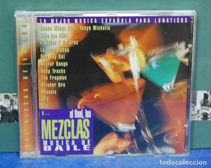 LMV - LA MEJOR MÚSICA ESPAÑOLA PARA LUNÁTICOS. MÚSICA DE BAILE. CD (Música - CD's Pop)