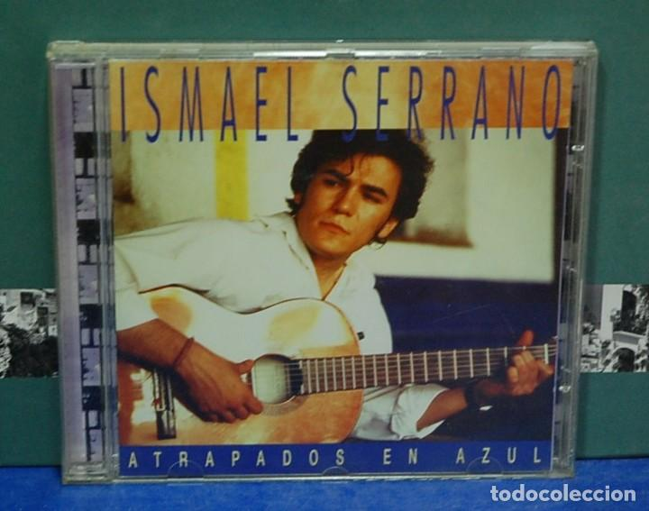 LMV - ISMAEL SERRANO. ATRAPADOS EN AZUL. CD (Música - CD's Pop)